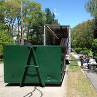 Moving Dumpsters