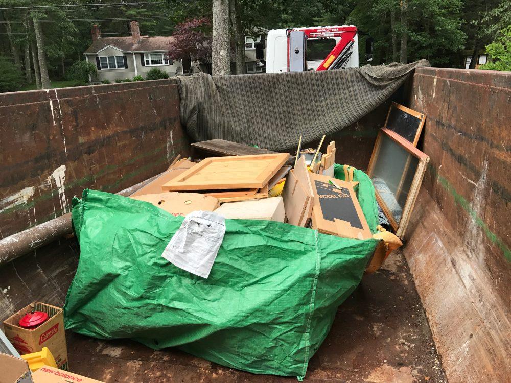 15 yard dumpster rental westwood